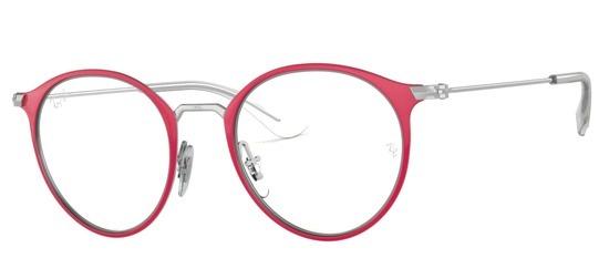 lunettes de vue Ray-Ban RY1053-4066 Rouge Argent