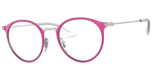 lunettes de vue Ray-Ban RY1053-4067 Fuchsia Argent