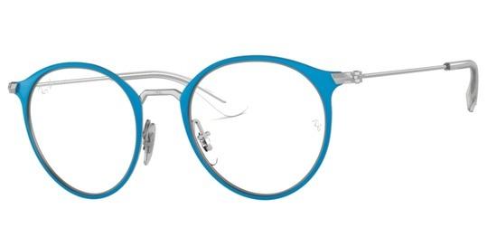 lunettes de vue Ray-Ban RY1053-4068 Bleu Argent
