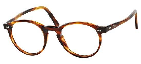 lunettes de vue Ralph Lauren PH2083-5007 Havane clair