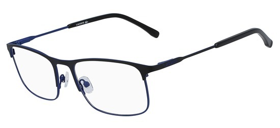 lunettes de vue Lacoste L2252-001 Noir Bleu