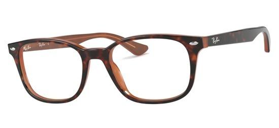 lunettes de vue Ray-Ban RX5375-5713 Ecaille et Marron