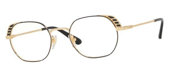 lunettes de vue Vogue VO4131-280 Or Noir