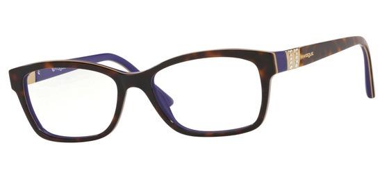 lunettes de vue Vogue VO2765B-2626 Ecaille Beige Violet