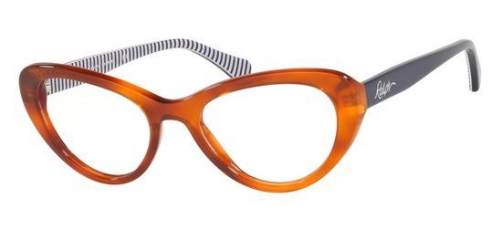 lunettes de vue Ralph Lauren RA7107-5784 Havane claire
