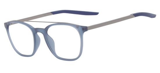 lunettes de vue NIke NI7281-401 Bleu Mediterranee