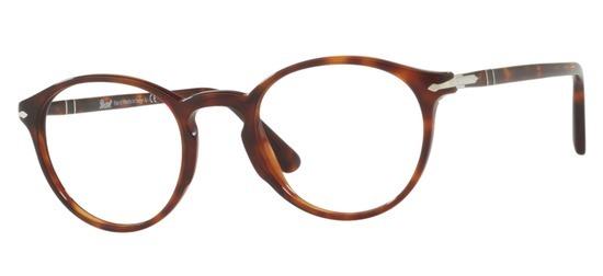 lunettes de vue Persol PO3174-24 Havane Classique