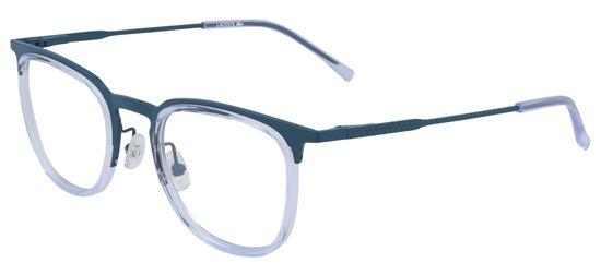 lunettes de vue Lacoste L2264-466 Bleu Petrole