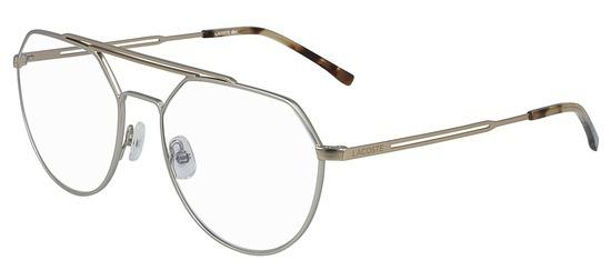 lunettes de vue Lacoste L2256PC-045 Argent Miel