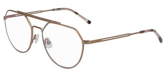 lunettes de vue Lacoste L2256PC-757 Or cuivre