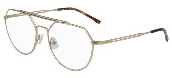 lunettes de vue Lacoste L2256PC-714 Or Matte