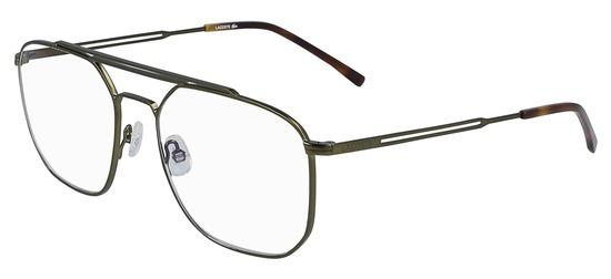 lunettes de vue Lacoste L2255PC-318 Vert Olive
