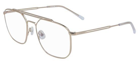 lunettes de vue Lacoste L2255PC-714 Or Matte