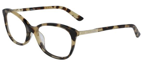 lunettes de vue Calvin Klein CK20508-244 Ecaille Khaki