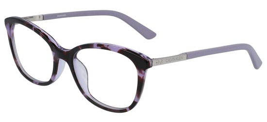 lunettes de vue Calvin Klein CK20508-552 Ecaille Lila