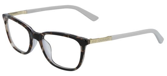 lunettes de vue Calvin Klein CK20507-028 Ecaille Gris Fumee