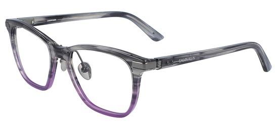 lunettes de vue Calvin Klein CK20505-077 Gris Violet Marbre