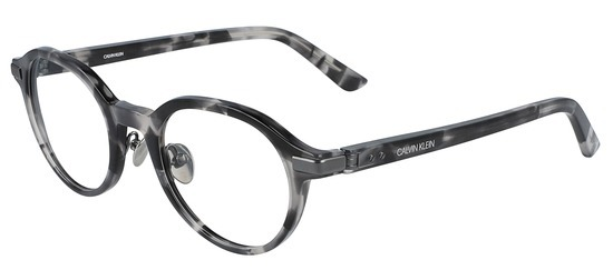 lunettes de vue Calvin Klein CK20504-007 Gris Ecaille