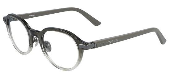 lunettes de vue Calvin Klein CK20504-079 Gris Gradient Cristal