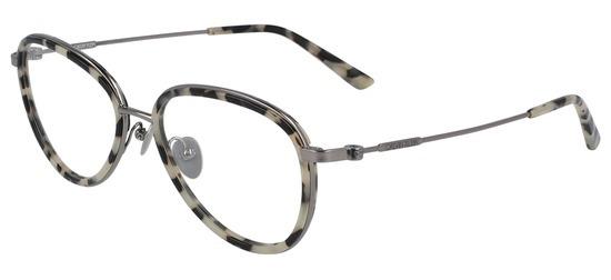lunettes de vue Calvin Klein CK20106-106 Beige Ecaille Gun
