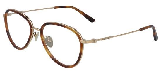 lunettes de vue Calvin Klein CK20106-240 Ecaille Or