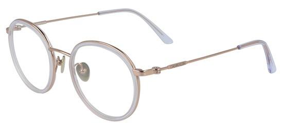 lunettes de vue Calvin Klein CK20108-971 Cristal Argent