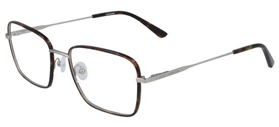 lunettes de vue Calvin Klein CK20114-235 Ecaille Argent