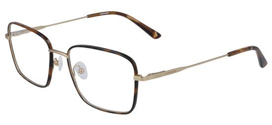 lunettes de vue Calvin Klein CK20114-244 Ecaille Or pale