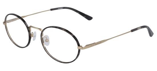 lunettes de vue Calvin Klein CK20115-022 Gris Ecaille Argent
