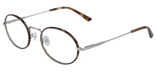 lunettes de vue Calvin Klein CK20115-282 Ecaille Argent