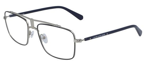lunettes de vue Calvin Klein CKJ19311-405 Bleu Argent