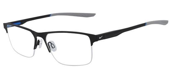 lunettes de vue NIke NI8045-004 Noir Satin Gris