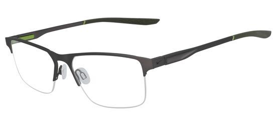 lunettes de vue NIke NI8045-076 GrisGun Khaki