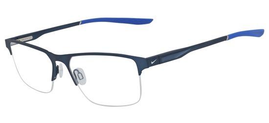 lunettes de vue NIke NI8045-416 Bleu Bleu