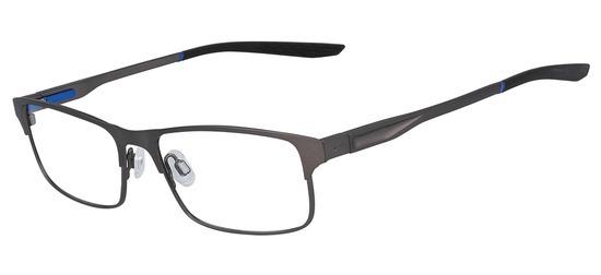 lunettes de vue NIke NI8046-071 Gris Gun Noir
