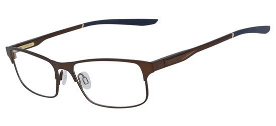 lunettes de vue NIke NI8046-214 Marron Bleu Nuit