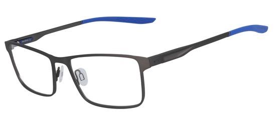 lunettes de vue NIke NI8047-074 Gris Gun Bleu