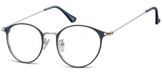lunettes de vue ExperOptic Layton Bleu Argent
