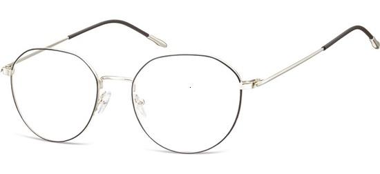 lunettes de vue ExperOptic Key Largo Noir Argent