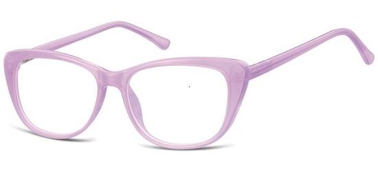 lunettes de vue ExperOptic Milky Mauve