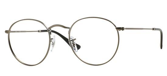 lunettes de vue Ray-Ban PROMO Taille 47 RX3447V-2620 Gris Gun