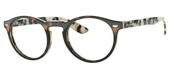 lunettes de vue Ray-Ban RX5283-5676 PROMO T49 Ecaille Beige