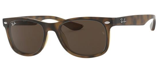 lunettes de soleil Ray-Ban RJ9052S-152-73 Junior New Wayfarer Ecaille Havane