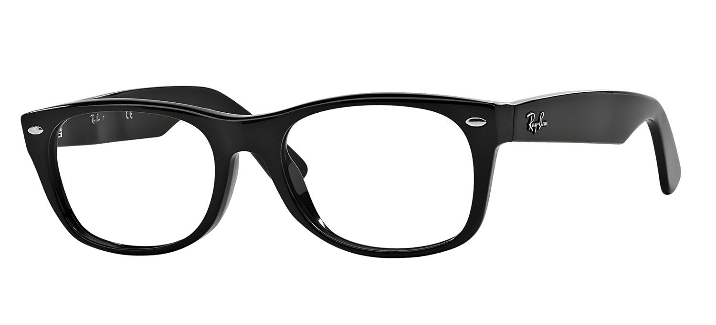 RX5184-2000 PROMO T52 New Wayfarer Noir