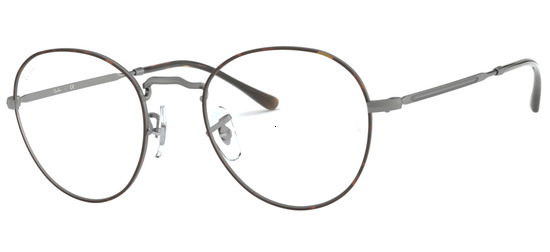 lunettes de vue Ray-Ban RX3582V-3034 Habane Gun Mat