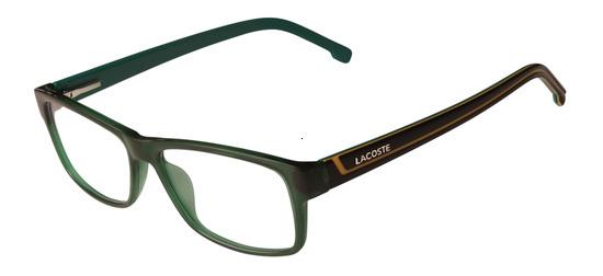 lunettes de vue Lacoste L2707-315 Vert