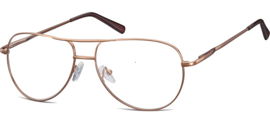 lunettes de vue ExperOptic Baltic Marron Clair
