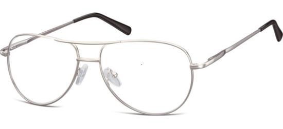 lunettes de vue ExperOptic Baltic Argent
