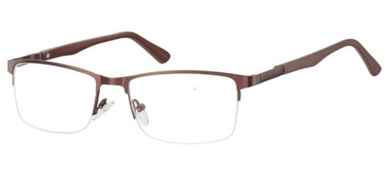 lunettes de vue ExperOptic Stylic Marron
