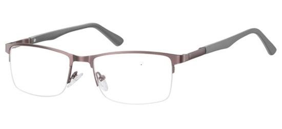 lunettes de vue ExperOptic Stylic Gun Acier